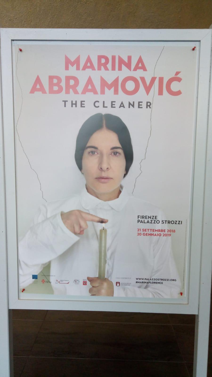 Marina Abramovic - The Cleaner