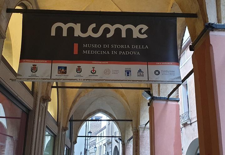 MUSME - Museo di storia della medicina - Padova