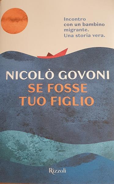 SE FOSSE TUO FIGLIO - NICOLO' GOVONI