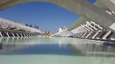 Valencia La citta delle arti e della scienza