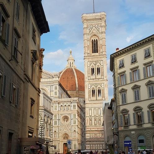 Firenze - Il Duomo e il Campanile di Giotto