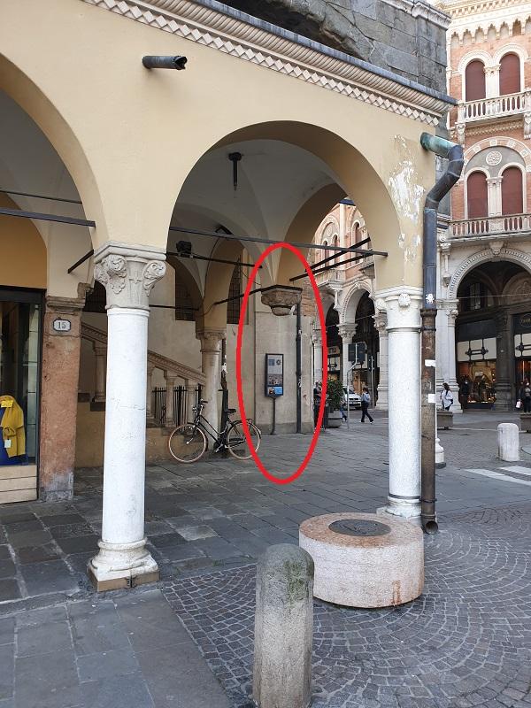 Padova Piazza della frutta