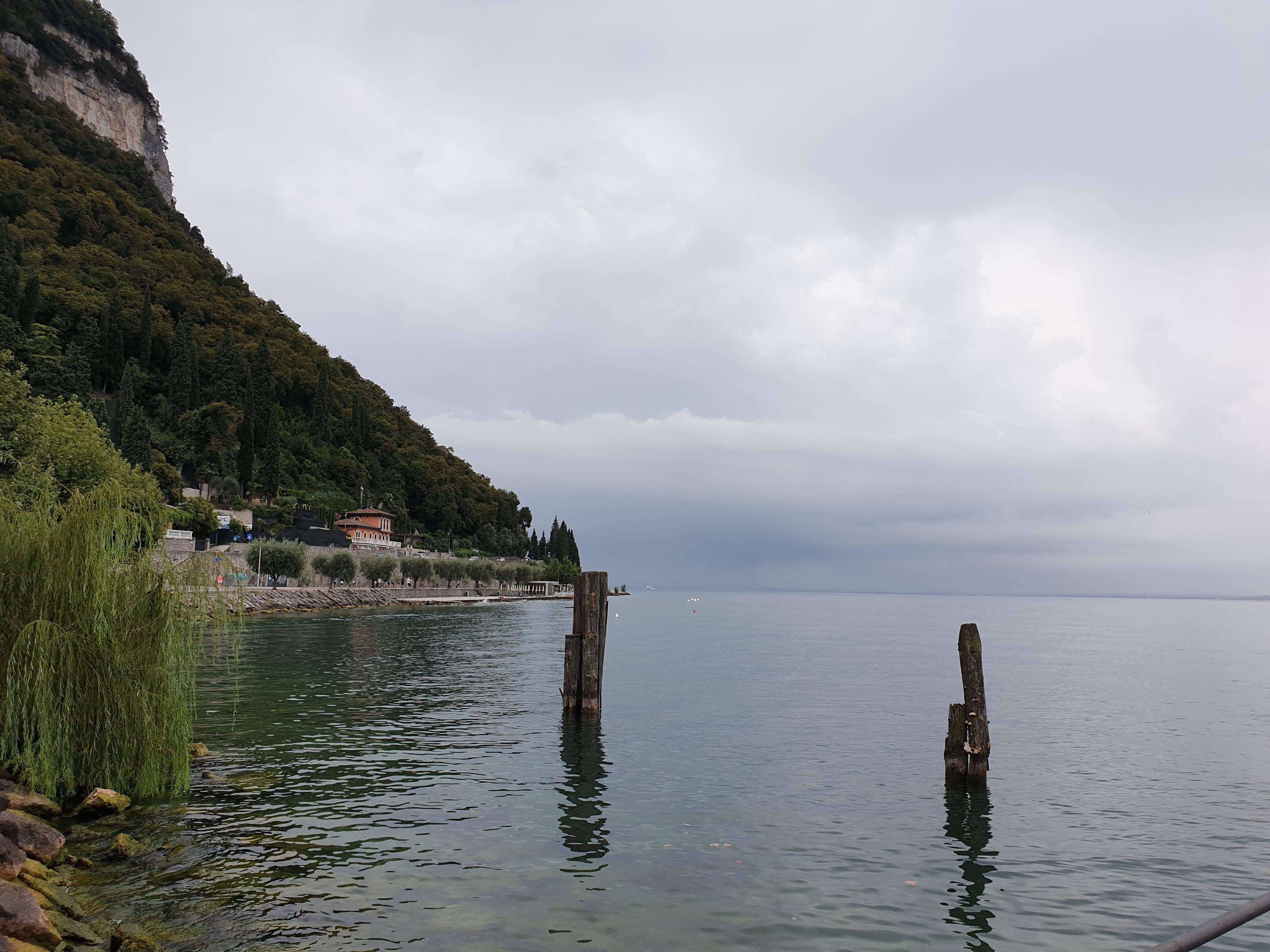 Parco al lago di Garda