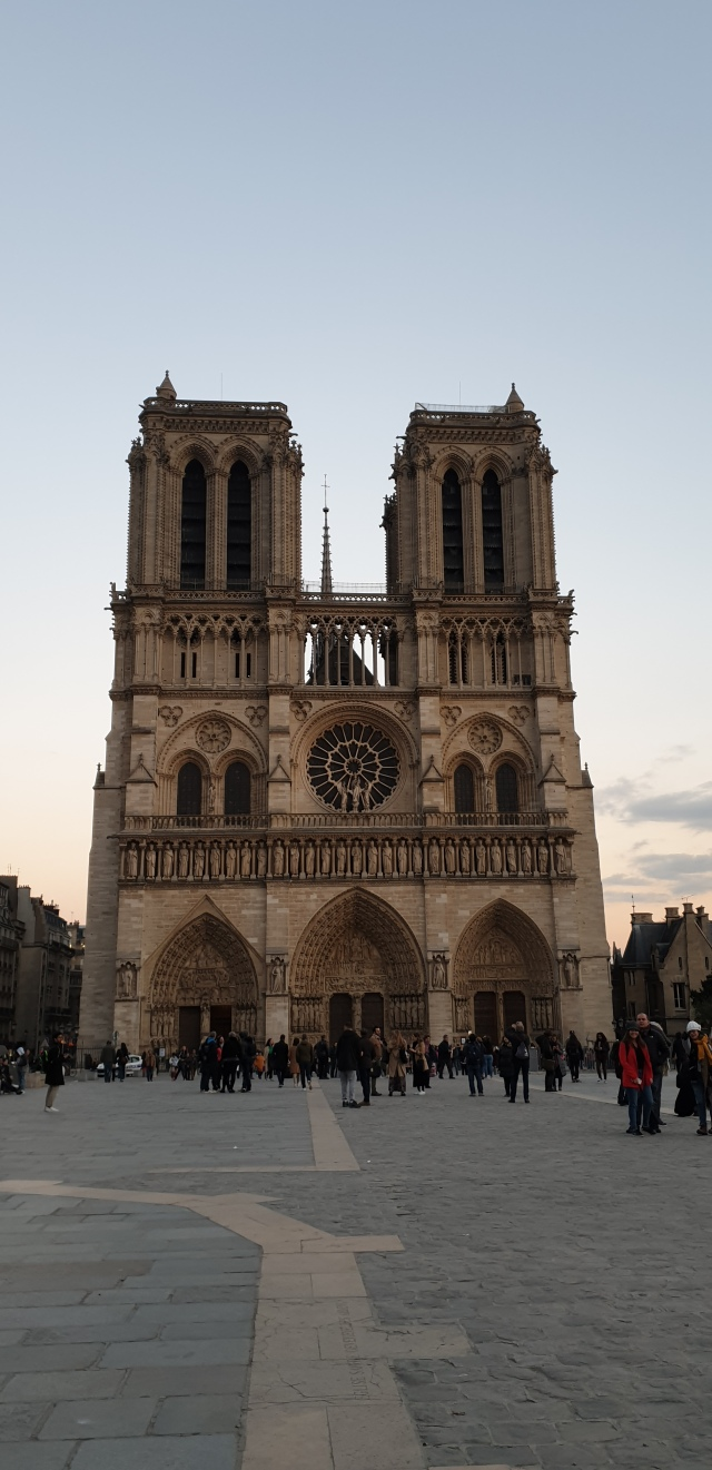 Notre Dame marzo 2019
