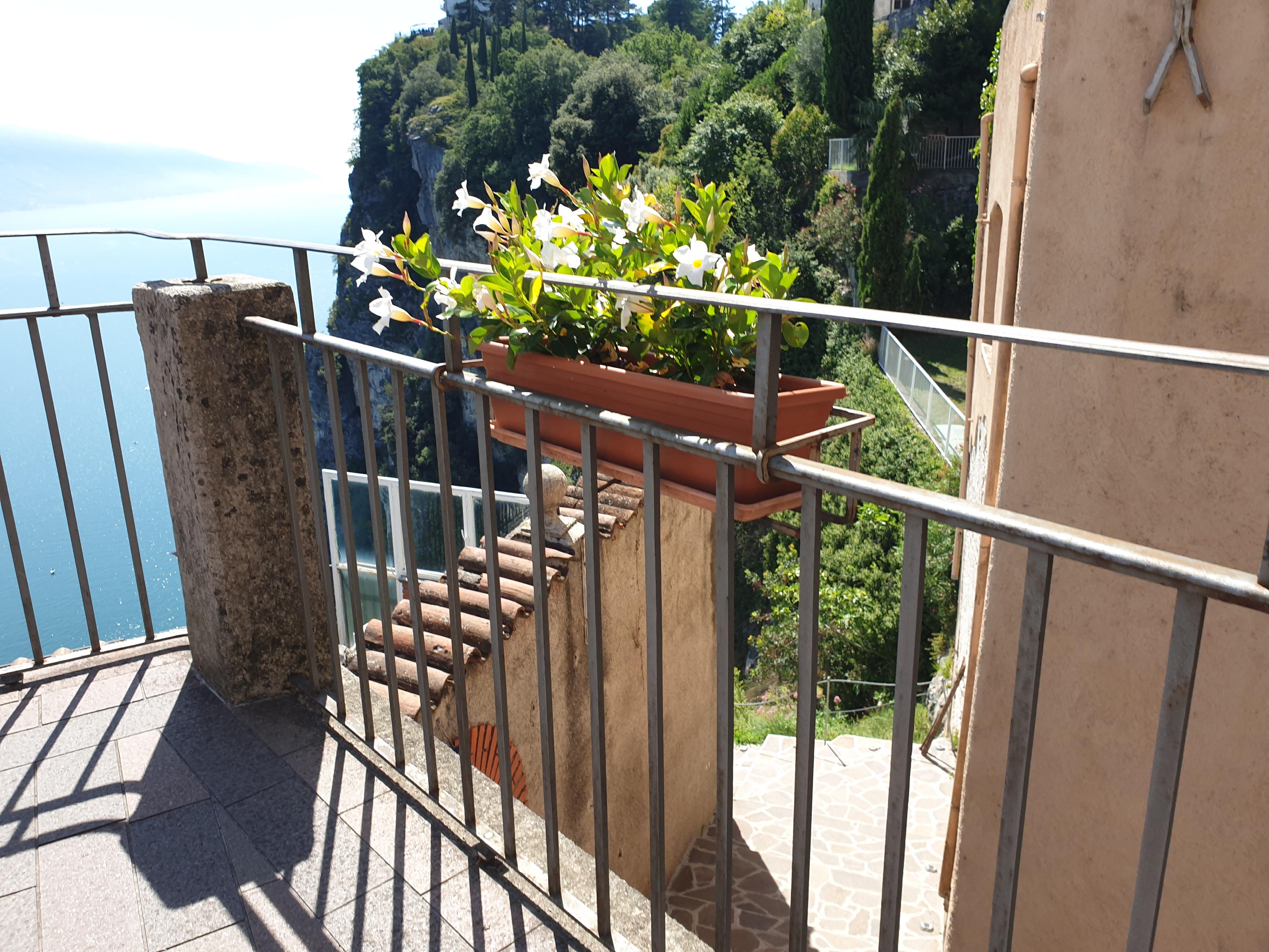 La terrazza del brivido - Tremosine sul Garda
