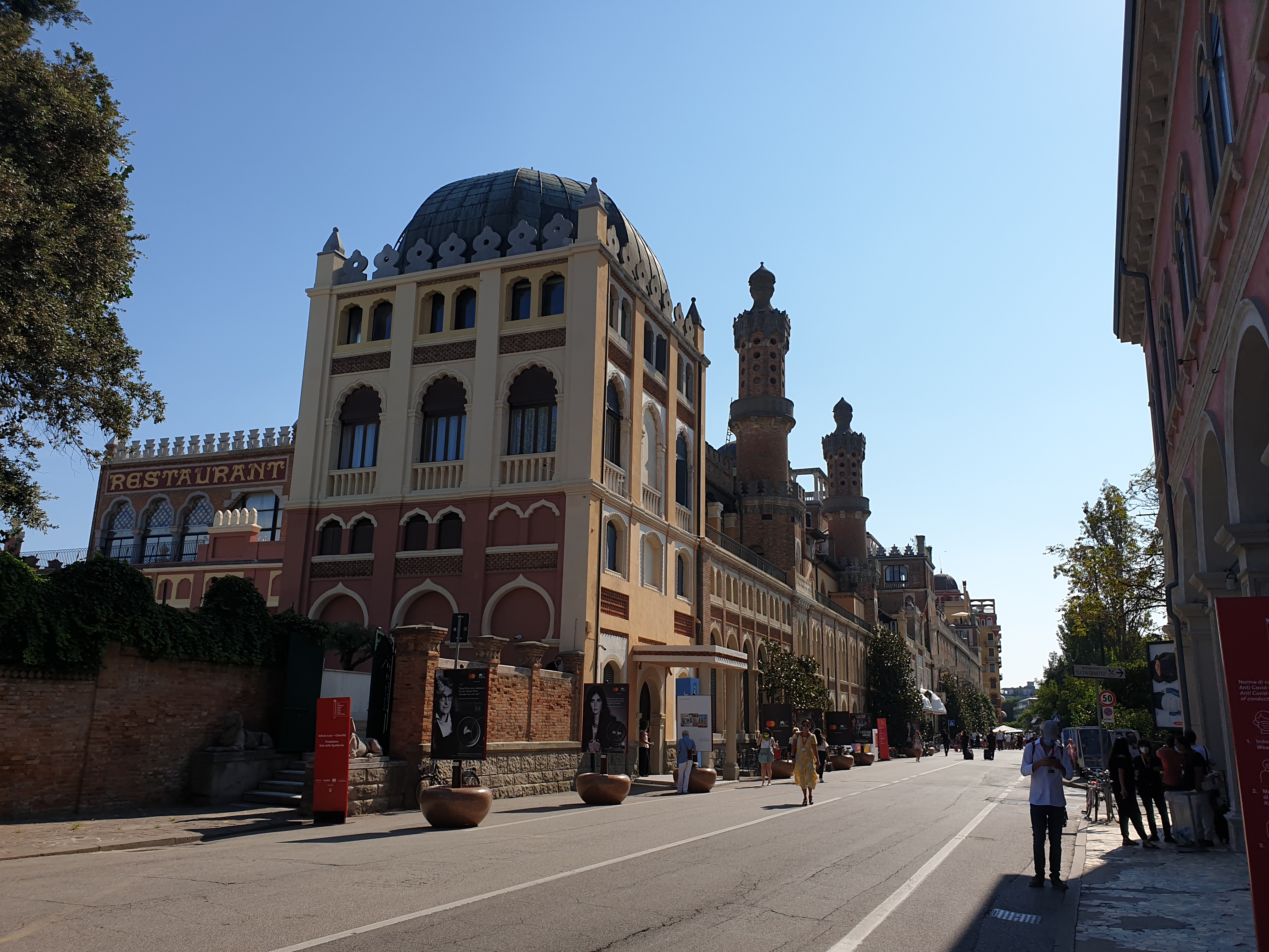 Hotel Excelsior - Lido di Venezia