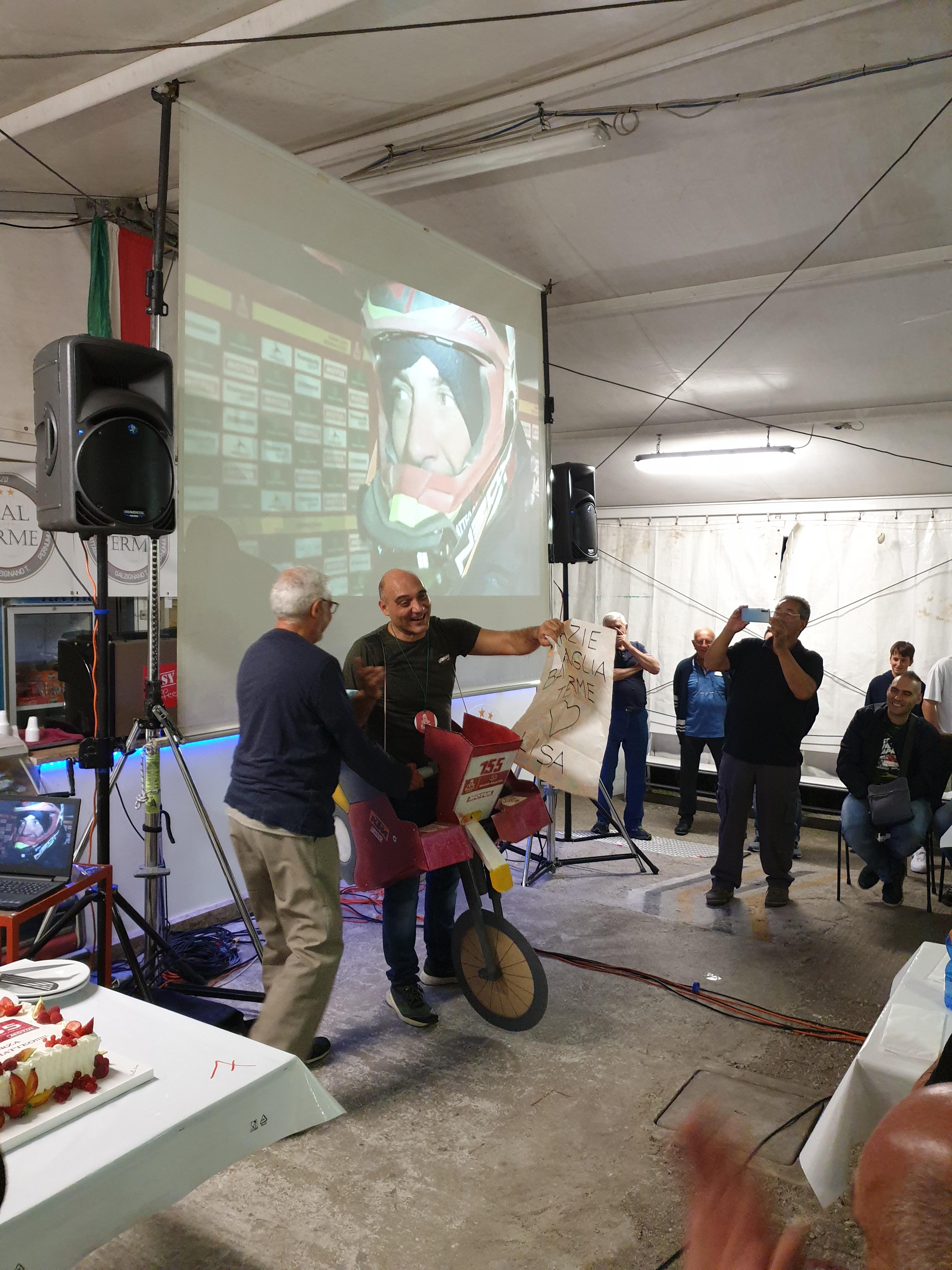 Matteo Olivetto - Dakar2020