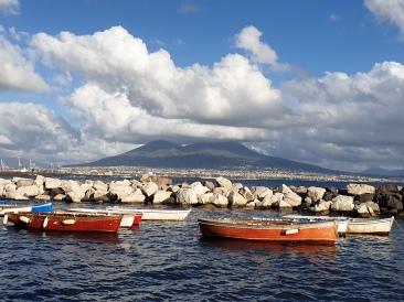 Il Vesuvio - Napoli