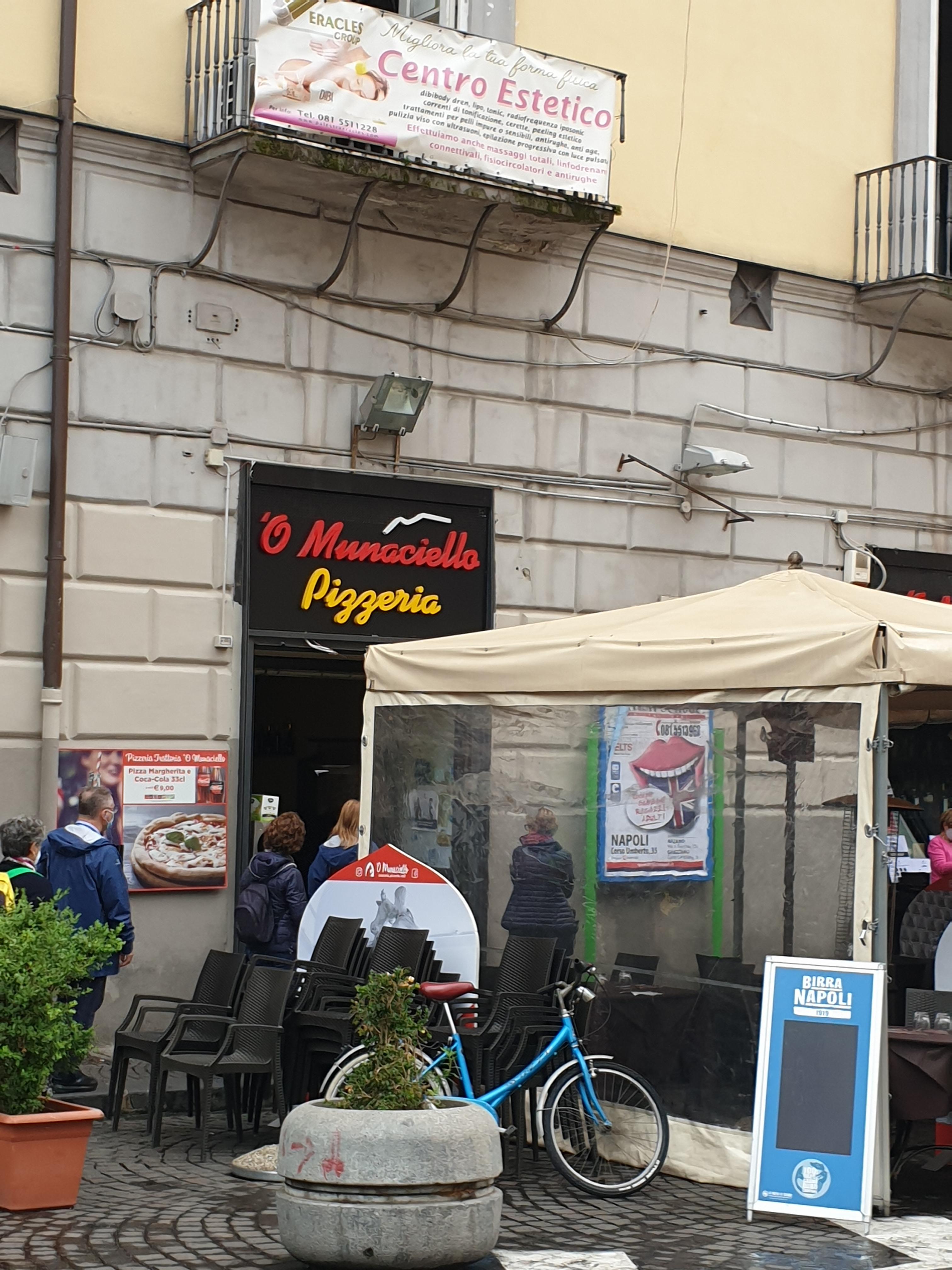 Pizzeria 'O Munaciello Napoli