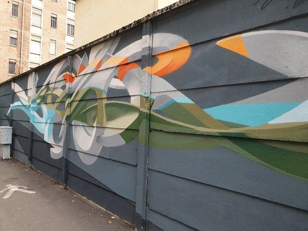 Street art a Padova