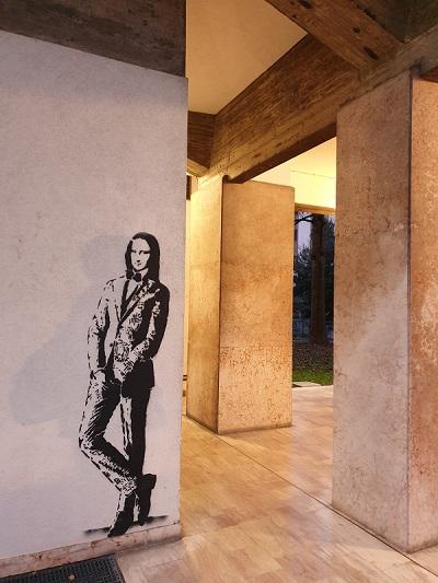 Street art a Padova - Alessio B.