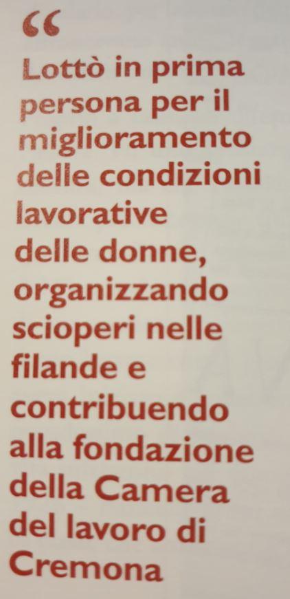 Raccontami di lei - Carmela Baricelli