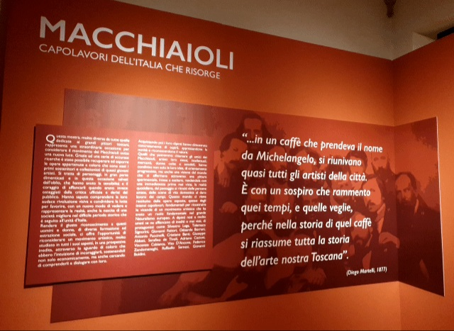 I Macchiaioli a Padova