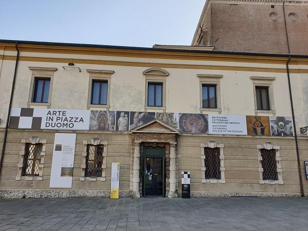 Piazza Duomo a Padova
