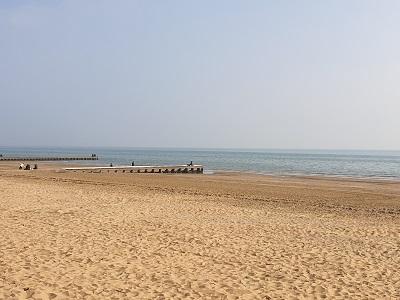 Jesolo beach
