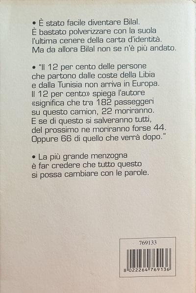 Bilal - Fabrizio Gatti
