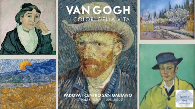 Van Gogh - I colori della vita - Padova