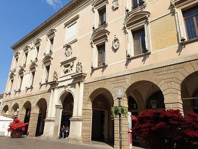Palazzo Bo a Padova
