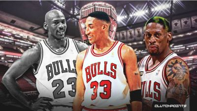 MJ Pippen Rodman fonte cluchpoints