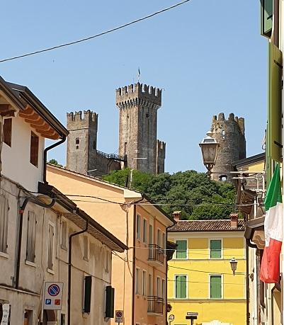 Borghetto Castello Scaligero