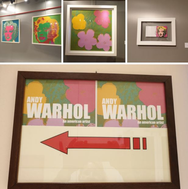 Andy Warhol a Chioggia
