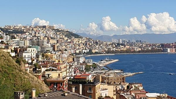 dove vado in vacanza - Napoli città